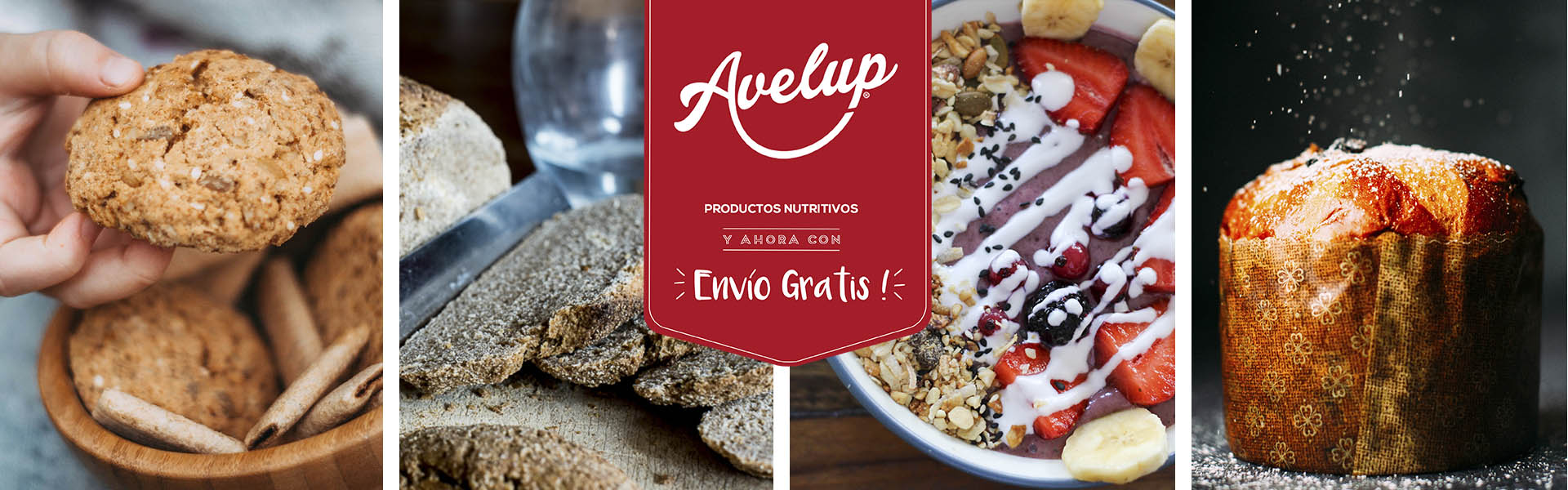 Avelup, Dieta Saludable